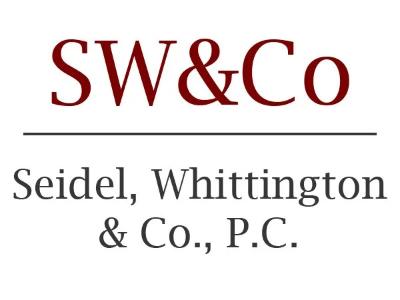 SW & Co Seidel, Whittington & Co., P.C.