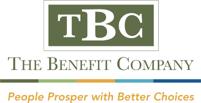 TBC The Benefit Company People Prosper with Better Choices