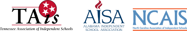 Tennessee Association of Independent Schools and Alabama independent school association